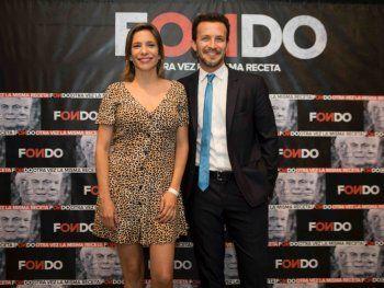 Alejandro Bercovich y Ángela Lerena, críticos invitados de Sobredosis de TV