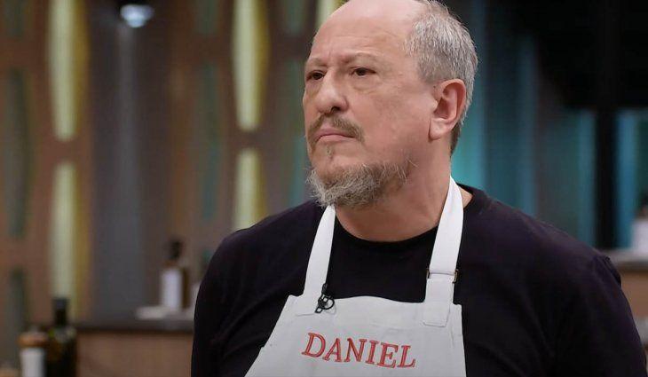 La divertida despedida a Daniel Aráoz de MasterChef: ¡Abrime la puerta!