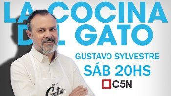 Mario Pasik, el invitado de La cocina del Gato para este sábado
