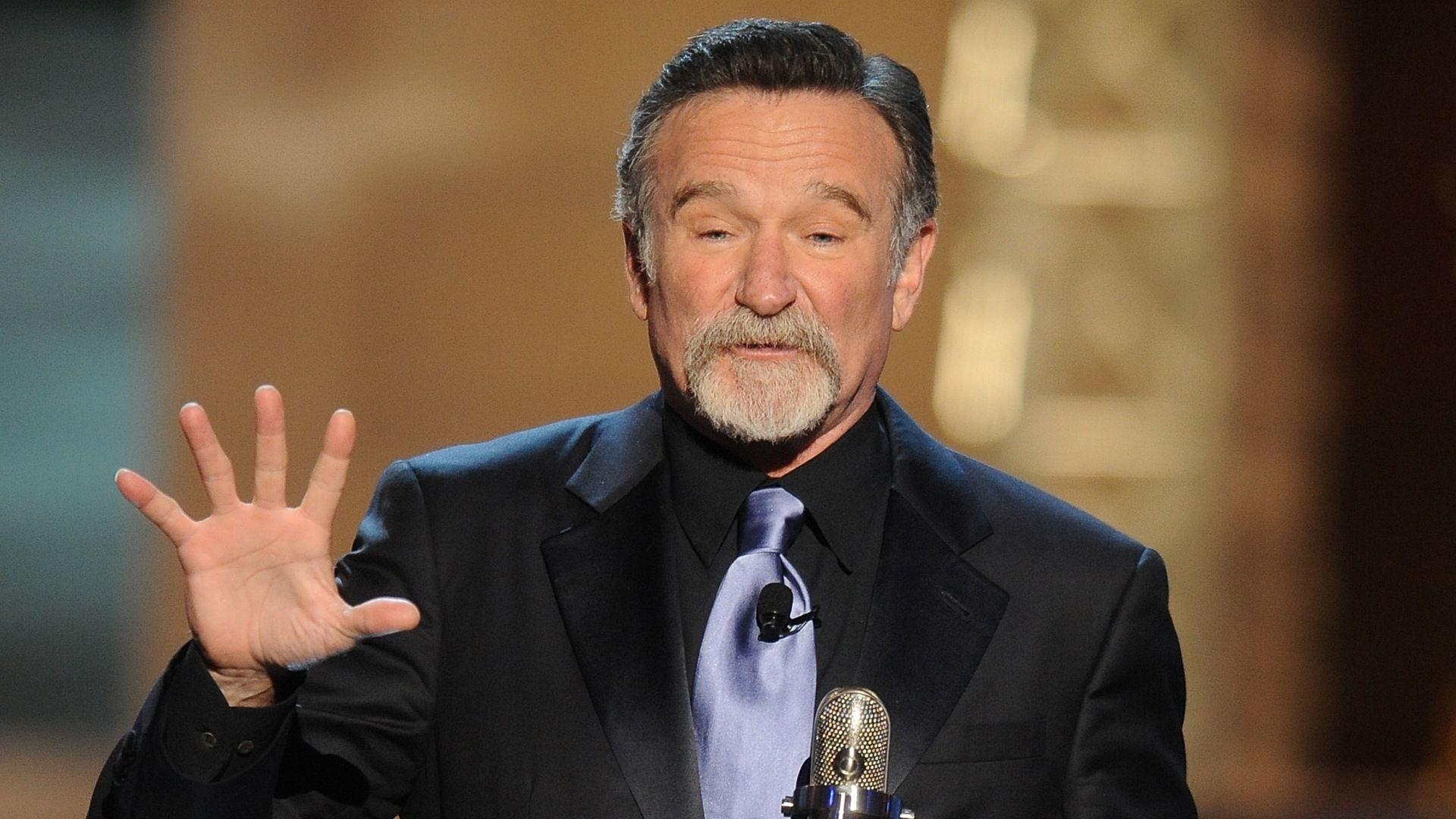 La esposa de Robin Williams reveló que el actor sufría Parkinson