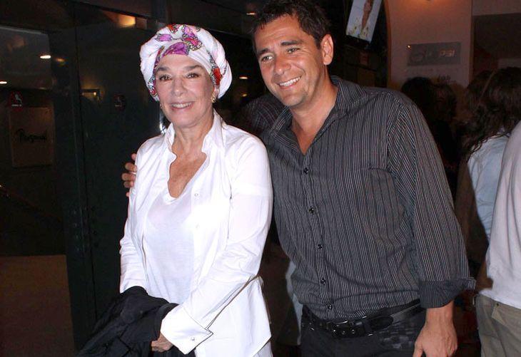 Graciela Borges: Con Cecilio Flematti me permito el abrazo erótico