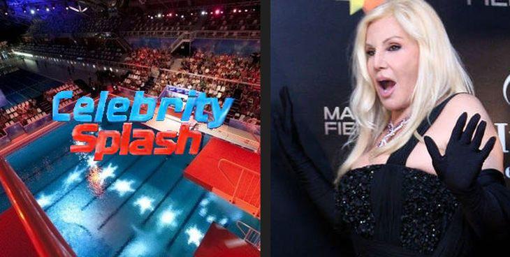 ¿Celebrity Splash deja sin TV en el 2013 a Susana Giménez?
