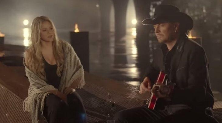 Furor en las redes sociales por el video de Shakira y Maná