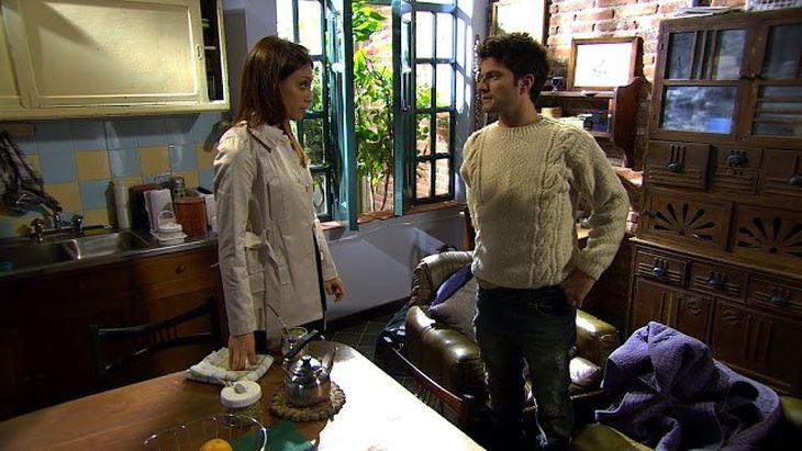 Fabio Di Tomaso y Mercedes Oviedo, le dijeron adiós a Dulce amor