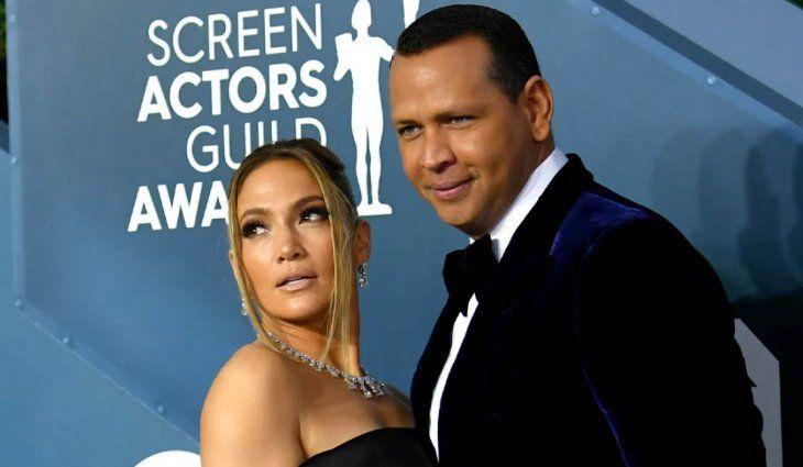 Jennifer Lopez y Álex Rodríguez confirmaron su separación