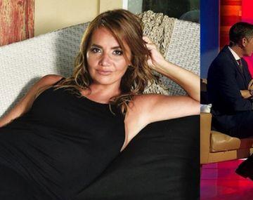Nancy Pazos liquidó a Cristina Pérez y Rodolfo Barili por su acting en el Día de los enamorados