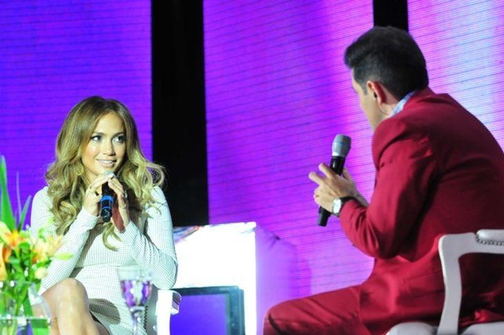 Jennifer López en Soñando por Cantar picó 25 puntos y le sacó 10 a Telefe
