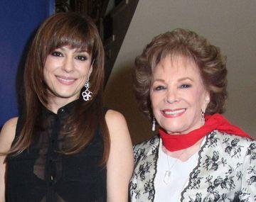 Carolina Papaleo e Irma Roy