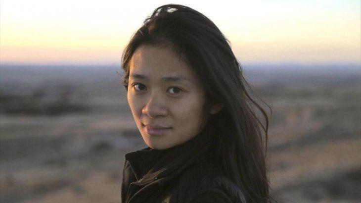 Chloé Zhao, la segunda mujer en ganar un Oscar a Mejor Dirección