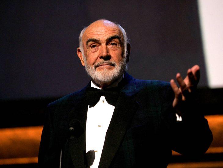 El mundo del espectáculo llora la muerte de Sean Connery