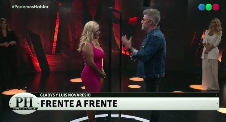 Luis Novaresio le preguntó a Gladys La Bomba Tucumana si le daba miedo que su hijo fuera homosexual