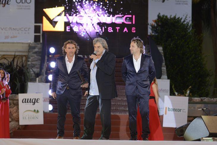 Con la conducción de Rodrigo Lussich e Iliana Calabró, llegó el octavo desfile de los Hermanos Vernucci a Carlos Paz