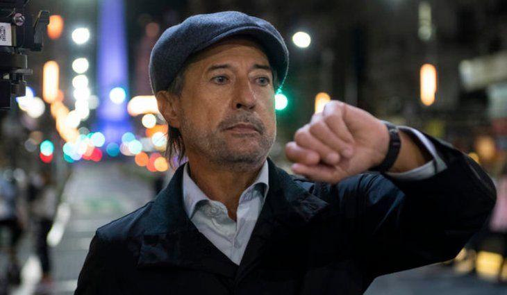 Francella sigue con el rodaje de Granizo en Córdoba: en qué lugares se filmará