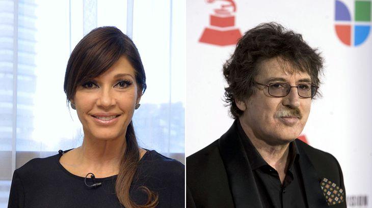 Catherine Fulop y Charly García, las nuevas incorporaciones de Viudas e hijos del rock & roll