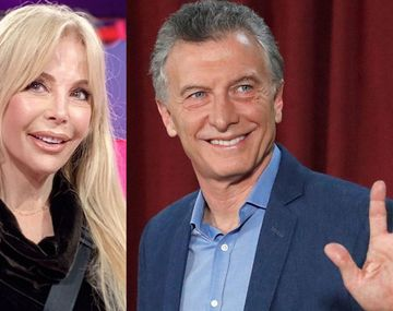Graciela Alfano reveló que tuvo un romance con Mauricio Macri