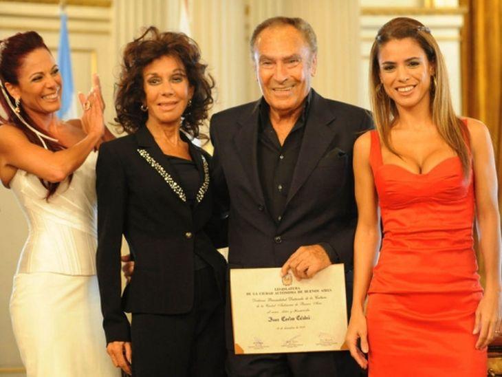La salud de Juan Carlos Calabró; habla Marina: Papá es un paciente súper 10