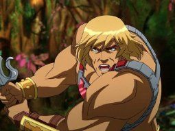 revelan imagenes de la nueva serie de he-man