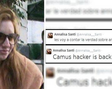 No aclares que oscurece: Annalisa intentó justificar sus tuits xenófobos y se hundió