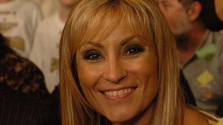 Marcela Tauro y el abogado Alejandro Balbi: ¡Arriba las panelistas!