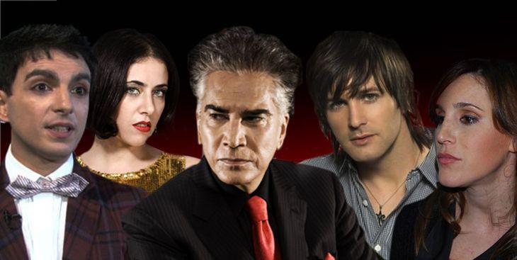 El otro jurado de la tele: La Voz Argentina vs. Soñando por Cantar