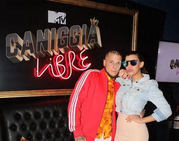 Charlotte y Alexander Caniggia estarán en Bañeros 5