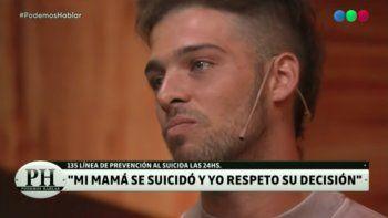 la mama de santiago maratea abandono el grupo de whastapp a un ano de su muerte
