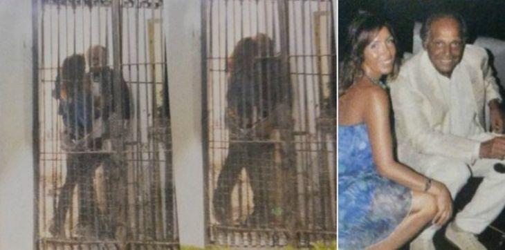 La justificación fallida de la abogada de la supuesta amante de Giordano: No tiene vínculo amoroso ¿pero se dan besos?