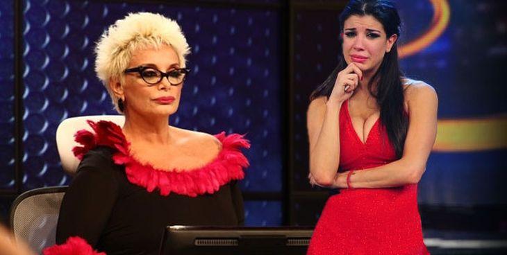 La guerra Andrea Rincón vs Carmen Barbieri: Es una g... de m...