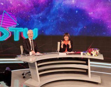 La Negra Vernaci volvió a televisión en C5N: ardieron las redes sociales y el rating