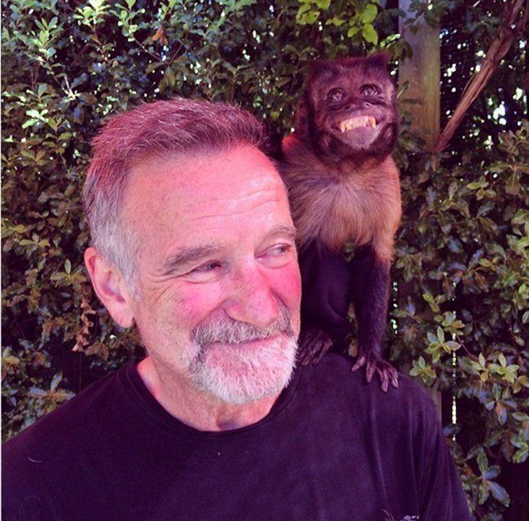 Cremaron los restos de Robin Williams y los esparcieron por el mar