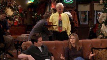 Un actor de Friends pelea contra el cáncer