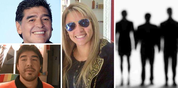 Con nuevo look, Rocío Oliva contraataca: va por juicios a la familia Maradona y un grupo de periodistas
