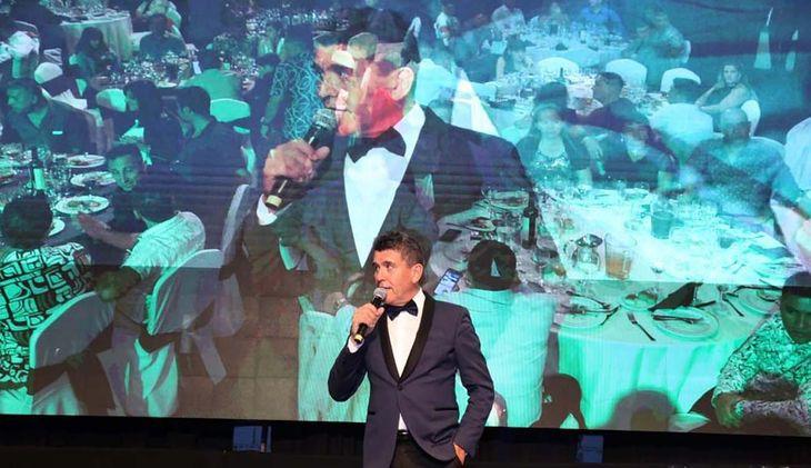 Tras haberse recuperado de coronavirus, Miguel Ángel Cherutti estrena un show vía streaming