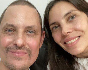 Lío Pecoraro recibió un transplante de médula de su hermana menor
