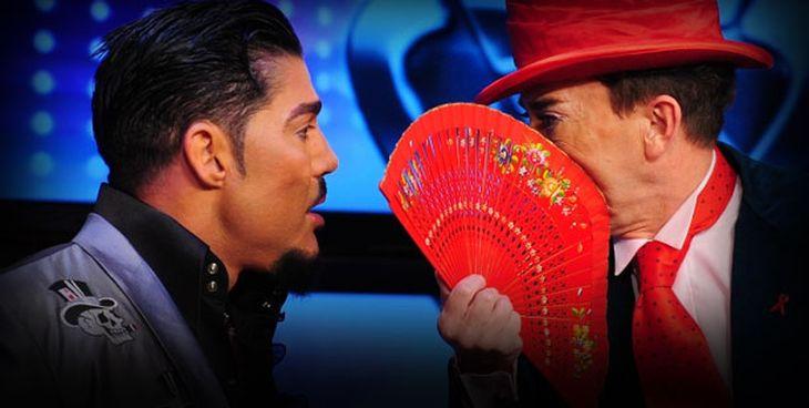 Ricardo Fort desafía a Aníbal Pachano y esta noche vuelve al jurado de Showmatch