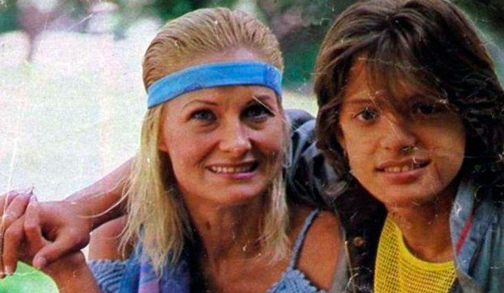 Marcela Basteri, madre de Luis Miguel, desapareció en 1986