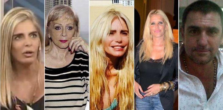 Raquel Mancini le inicia juicio a la madre y a la hermana de Fabián Rodríguez