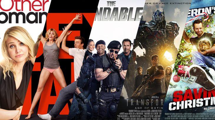 Los premios Anti Oscar 2015: las peores películas del año