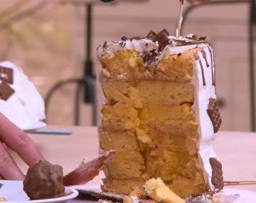 La trampa de Gabriel en Bake Off