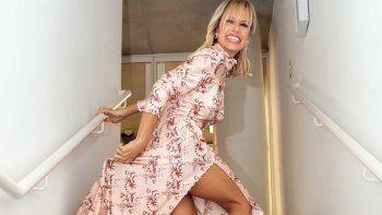Mariana Fabbiani le dijo a Pablo Echarri que es un gran besador