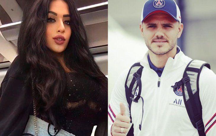 Guendalina Rodríguez, que aseguró estar con Mauro Icardi, amenaza con publicar pruebas