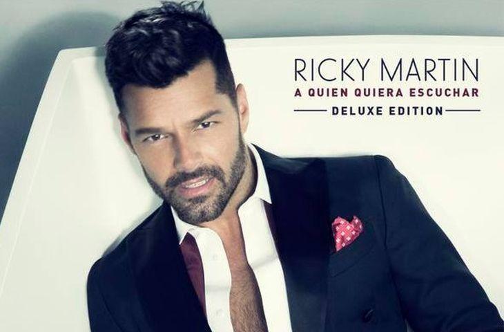 Ricky Martin habló de todo: su último CD, la vuelta al país y las ganas de tener otro hijo