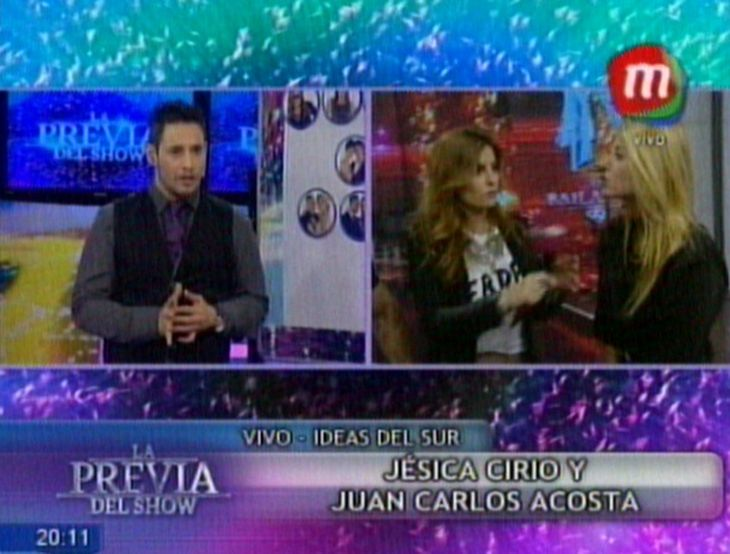 Jésica Cirio y su compromiso con Insaurralde: No estaba planeado, Martín me sorprendió