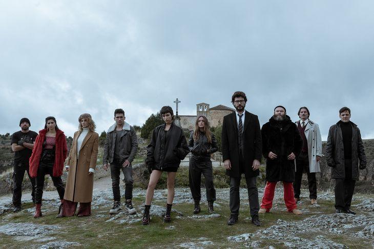 El resumen de La Casa de Papel antes del estreno de la tercera temporada