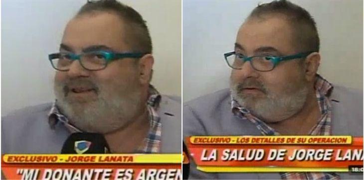 Jorge Lanata habló del trasplante de riñón: cómo fue su primer encuentro con el donante