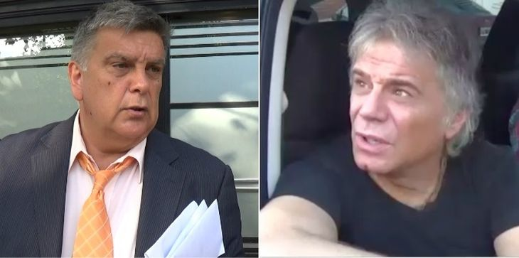 Luis Ventura y Beto Casella reavivan la pelea: uno lo desafía y el otro lo invita a pelear