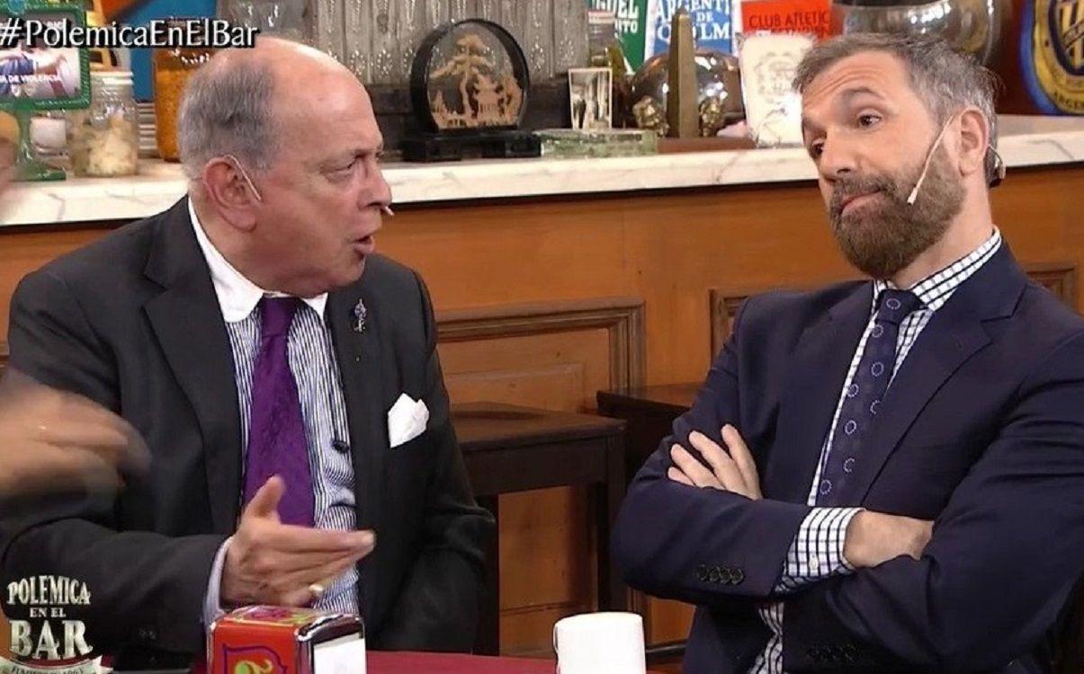 Insultos entre Chiche Gelblung y Pablo Duggan