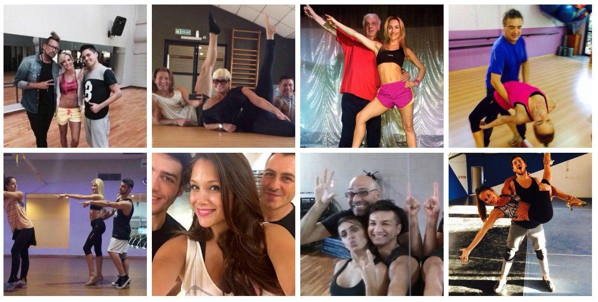 Marcelo Tinelli presentó a las parejas del Bailando a través de su cuenta de Twitter