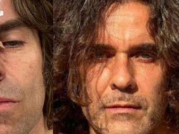 ¿Liam Gallagher o Mariano Martínez? La intriga de Twitter
