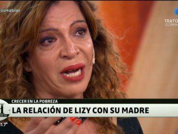 Lizy Taglani se emocionó al recordar a La Floppy